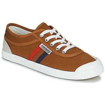 Παπούτσια Χαμηλά Sneakers Kawasaki RETRO Brown