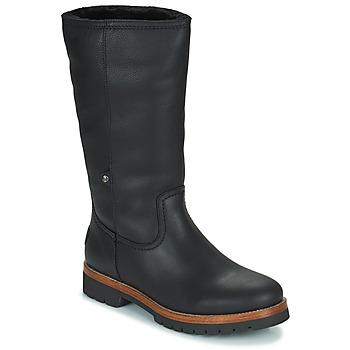 Παπούτσια Γυναίκα Μπότες Panama Jack BAMBINA Black