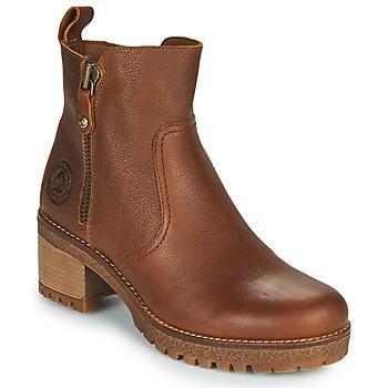 Παπούτσια Γυναίκα Μπότες Panama Jack PAULINE Brown