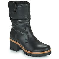 Παπούτσια Γυναίκα Μπότες Panama Jack PIERA Black