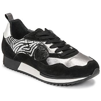 Παπούτσια Γυναίκα Χαμηλά Sneakers Philippe Morvan ROX Black / Silver