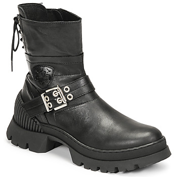 Παπούτσια Γυναίκα Μπότες Philippe Morvan CAMIX Black