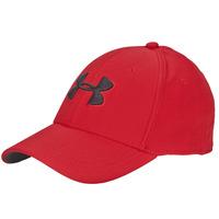 Αξεσουάρ Άνδρας Κασκέτα Under Armour UA MEN'S BLITZING 3.0 CAP Red / Black