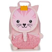 Τσάντες Κορίτσι Σακίδια πλάτης Tann's LE CHAT Ροζ