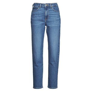 Υφασμάτινα Γυναίκα Boyfriend jeans Lee CAROL Μπλέ