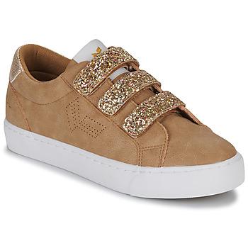 Παπούτσια Γυναίκα Χαμηλά Sneakers Kaporal TIPPY Camel