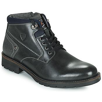 Παπούτσια Άνδρας Μπότες Kaporal GAETAN Black