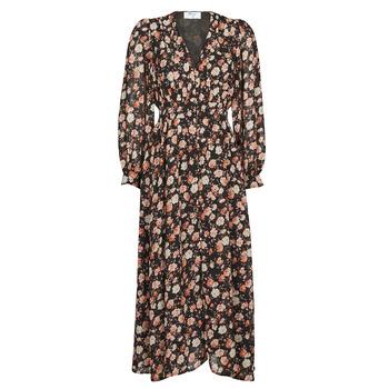 Υφασμάτινα Γυναίκα Μακριά Φορέματα Betty London PILOMENE Black