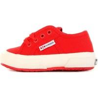 Παπούτσια Παιδί Χαμηλά Sneakers Superga S0005P0 Rosso
