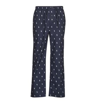 Υφασμάτινα Άνδρας Πιτζάμα/Νυχτικό Polo Ralph Lauren PJ PANT SLEEP BOTTOM Marine