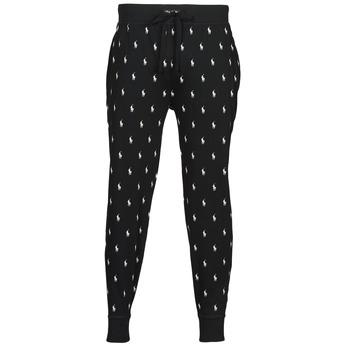 Υφασμάτινα Άνδρας Φόρμες Polo Ralph Lauren JOGGER PANT SLEEP BOTTOM Black