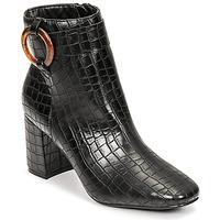 Παπούτσια Γυναίκα Μποτίνια Moony Mood PULIA Black