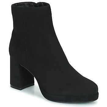 Παπούτσια Γυναίκα Μποτίνια Moony Mood PORTUNA Black