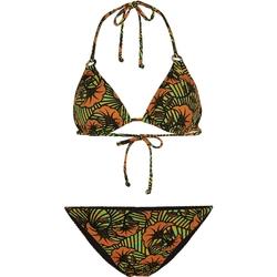 Υφασμάτινα Γυναίκα μαγιό 2 κομμάτια O'neill Capri Bondey Fixed Set Πολύχρωμα