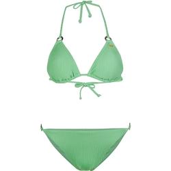 Υφασμάτινα Γυναίκα μαγιό 2 κομμάτια O'neill Capri Bondey Fixed Set Πράσινος