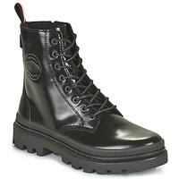 Παπούτσια Μπότες Palladium PALLATROOPER Black