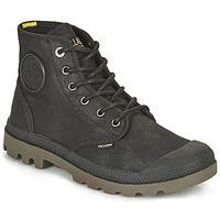 Παπούτσια Μπότες Palladium PAMPA CANVAS Black
