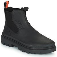 Παπούτσια Μπότες Palladium PALLATROOPER WATERPROOF Black