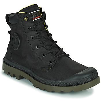 Παπούτσια Μπότες Palladium PAMPA RECYCLED Black