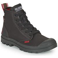 Παπούτσια Μπότες Palladium PAMPA METRO Black