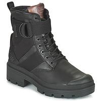 Παπούτσια Γυναίκα Μπότες Palladium PALLABASE TACT STR L Black