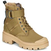 Παπούτσια Γυναίκα Μπότες Palladium PALLABASE TACT S TX Green