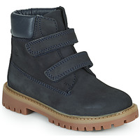 Παπούτσια Αγόρι Μπότες Citrouille et Compagnie PAXA Μπλέ