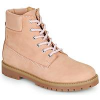 Παπούτσια Κορίτσι Μπότες Citrouille et Compagnie PACITO Ροζ