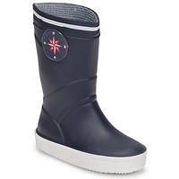 Παπούτσια Παιδί Μπότες βροχής Citrouille et Compagnie PRADSI Marine