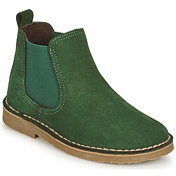 Παπούτσια Παιδί Μπότες Citrouille et Compagnie HOVETTE Green