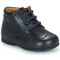 Παπούτσια Παιδί Μπότες Citrouille et Compagnie PAULO Marine