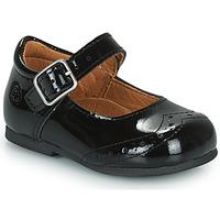 Παπούτσια Κορίτσι Μπαλαρίνες Citrouille et Compagnie PULLO Vernis / Black