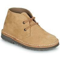 Παπούτσια Αγόρι Μπότες Citrouille et Compagnie PILLO Beige