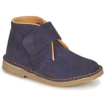 Παπούτσια Αγόρι Μπότες Citrouille et Compagnie NANUP Marine