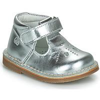 Παπούτσια Κορίτσι Μπαλαρίνες Citrouille et Compagnie OTALI Argenté