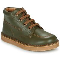 Παπούτσια Αγόρι Μπότες Citrouille et Compagnie PIMON Green