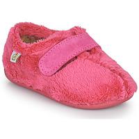Παπούτσια Κορίτσι Παντόφλες Citrouille et Compagnie LAFINOU Fushia