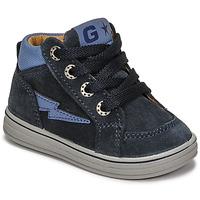 Παπούτσια Αγόρι Ψηλά Sneakers Citrouille et Compagnie PALLA Marine
