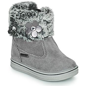 Παπούτσια Κορίτσι Μπότες Citrouille et Compagnie PALADOU Grey