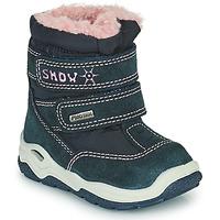 Παπούτσια Κορίτσι Snow boots Citrouille et Compagnie POUDOU Μπλέ / Ροζ