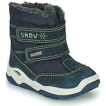 Παπούτσια Αγόρι Snow boots Citrouille et Compagnie POUDOU Μπλέ / Green