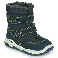 Παπούτσια Κορίτσι Snow boots Citrouille et Compagnie POUDOU Μπλέ / Green