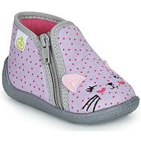 Παπούτσια Κορίτσι Παντόφλες Citrouille et Compagnie PASTA Grey
