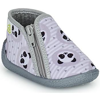 Παπούτσια Παιδί Παντόφλες Citrouille et Compagnie PIFOU Grey