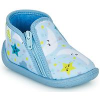Παπούτσια Παιδί Παντόφλες Citrouille et Compagnie PIFOU Σιελ