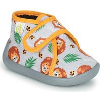 Παπούτσια Αγόρι Παντόφλες Citrouille et Compagnie PASTACARBO Grey