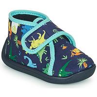 Παπούτσια Αγόρι Παντόφλες Citrouille et Compagnie PASTACARBO Marine