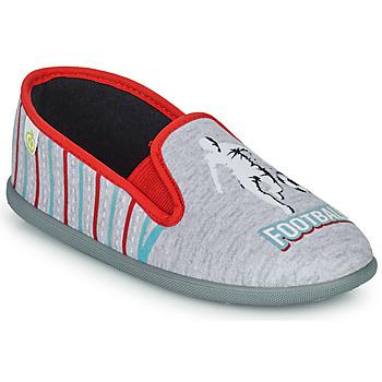 Παπούτσια Αγόρι Παντόφλες Citrouille et Compagnie PAKITEL Grey / Chiné