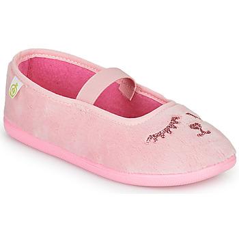 Παπούτσια Κορίτσι Παντόφλες Citrouille et Compagnie PIDDI Ροζ
