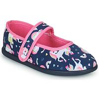Παπούτσια Κορίτσι Παντόφλες Citrouille et Compagnie PIVONA Marine